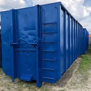 Container bei Hackenbuchner